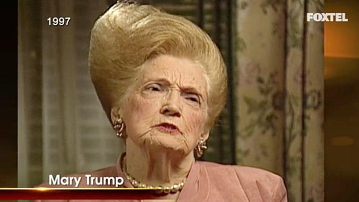 411f4812a8cd56 Twitter Goes Wild Over Donald Trump's Late Mom Mary and Her Hair