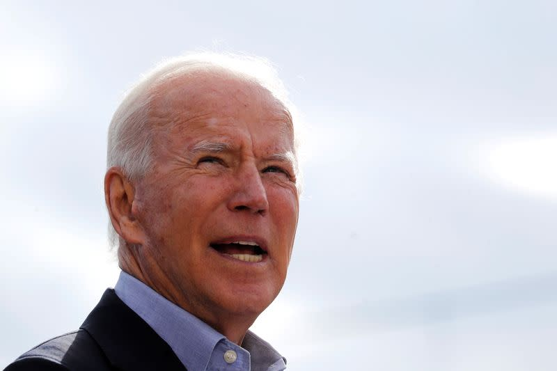 Biden says Trump 'will step down' if he loses election