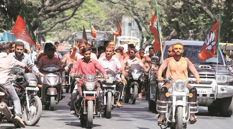 BJP candidate not final yet, but hopefuls start reaching out to voters