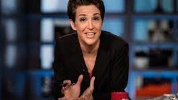 Rachel Maddow Wonders: Would We Really Be Better Off Without Jeff Sessions?
