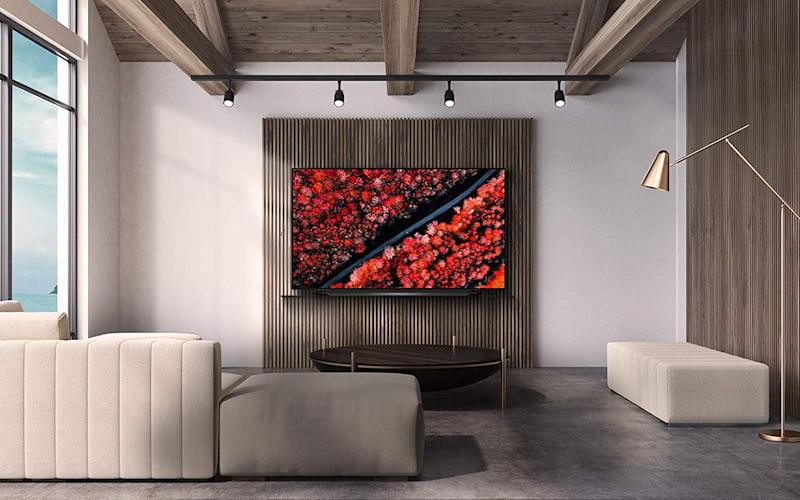 Top-rated 4K TV from LG is on sale this weekend. (Photo: Amazon)