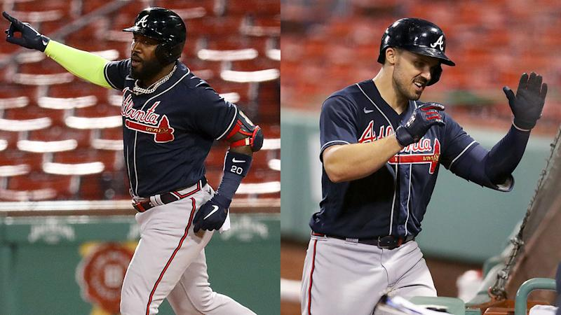 Red Sox pitchers allow ignominious MLB record after another 3-HR game from Braves