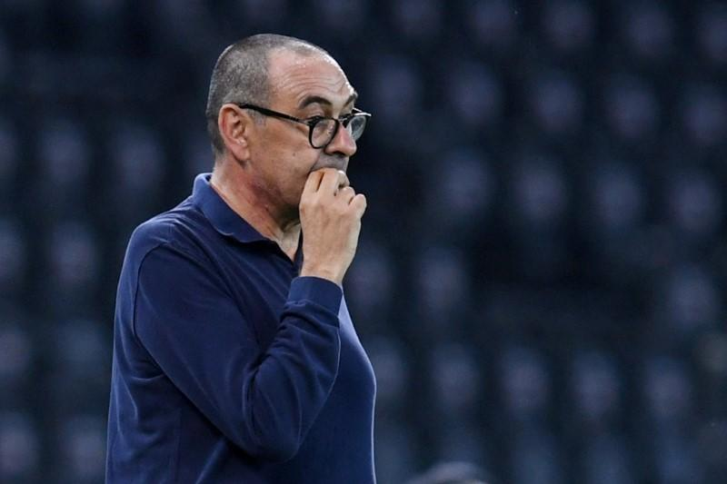 Juve's Sarri says current season is most difficult in Serie A history