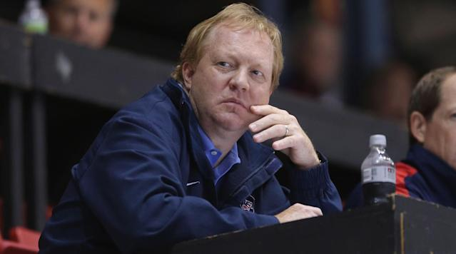 Jim Johannson, the general manager of the U.S. Olympic men's hockey team, has died on the eve of the Pyeongchang Games. He was 53.