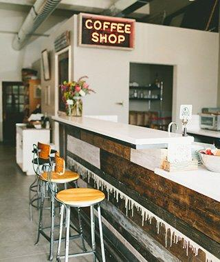 <p>Behind a garage door in the hip Highlands area: Black Eye Coffee Shop, where a vintage-neon coffee shop sign hangs cheekily over subway tiles. What to taste? Fresh-from-the-oven <em>macarons</em> and drinks from single-origin beans, roasted in-house. <em>—Jenny Miller</em></p>