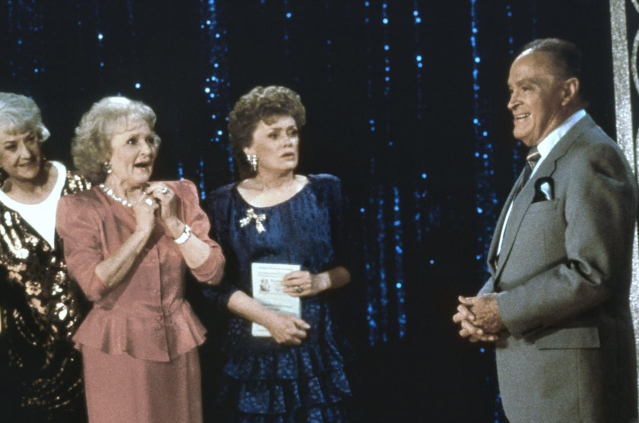 "<p>In the first season of The Golden Girls, episode 22 ""Job Hunting,"" Rose loses her job at a grief counseling center and has difficulty finding a new job as an older woman. In season five episode four, ""Rose Fights Back,"" Rose receives a letter stating that the bank has decided to cut off her late husband's pension, which means she'd no longer be receiving pension checks to help with her expenses. After having trouble finding a job, she goes to a local reporter known for fighting back against discrimination hoping that he'll investigate on her behalf. While there, Rose hears about a job opening and asks if she can apply. The reporter tells her that she's too old and Rose takes a stand and of course, lands the job. </p>"