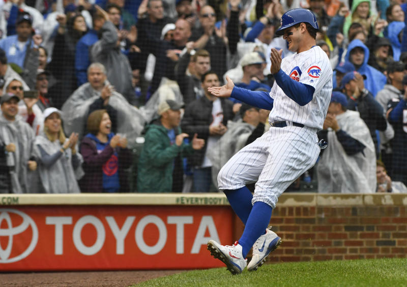 Cubs, Brewers, Dodgers, Rockies win, force tiebreakers