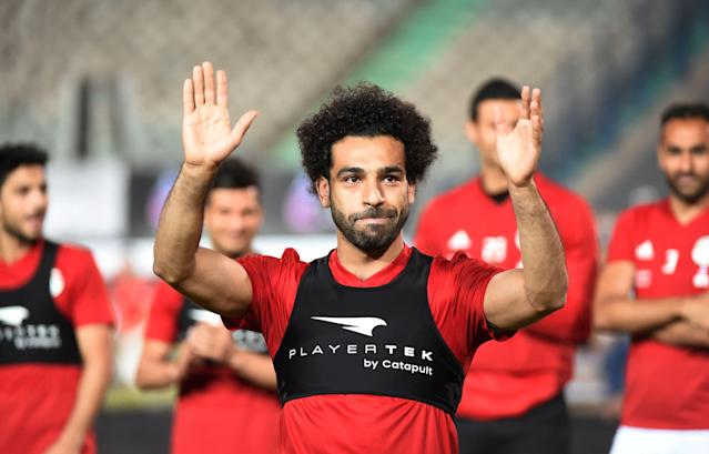 <p>Mo Salah is part of the Egypt squad valued at €232m. </p>
