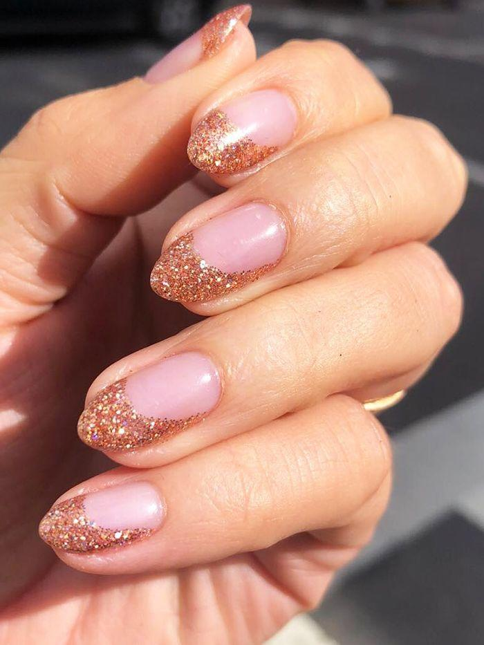 15 New Year S Eve Nail Designs That Are Already Partying In 2019