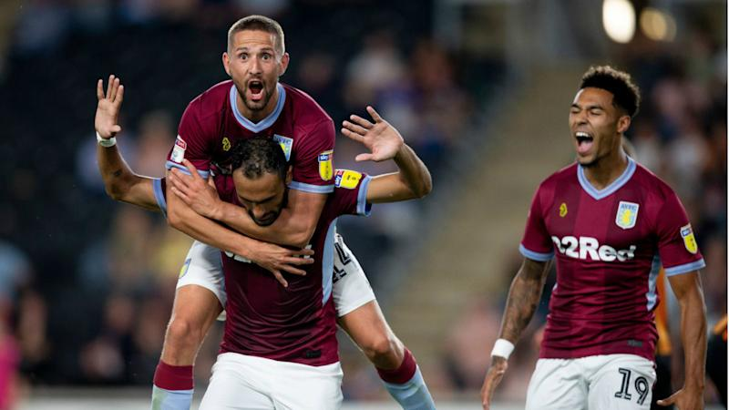 Aston Villa defender Ahmed Elmohamady reflects on playoff win over Derby County