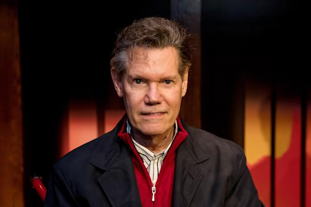 Randy Travis attends the unveiling Dec. 1 of a wax likeness of him at Madame Tussauds Nashville. (Photo: Anna Webber/Getty Images)