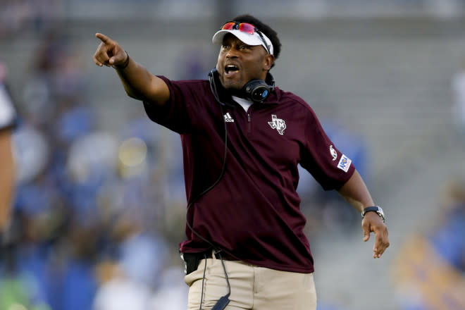 Mike Farrell argues that it's time for a change in Aggieland, shouts out five impressive freshmen and more.
