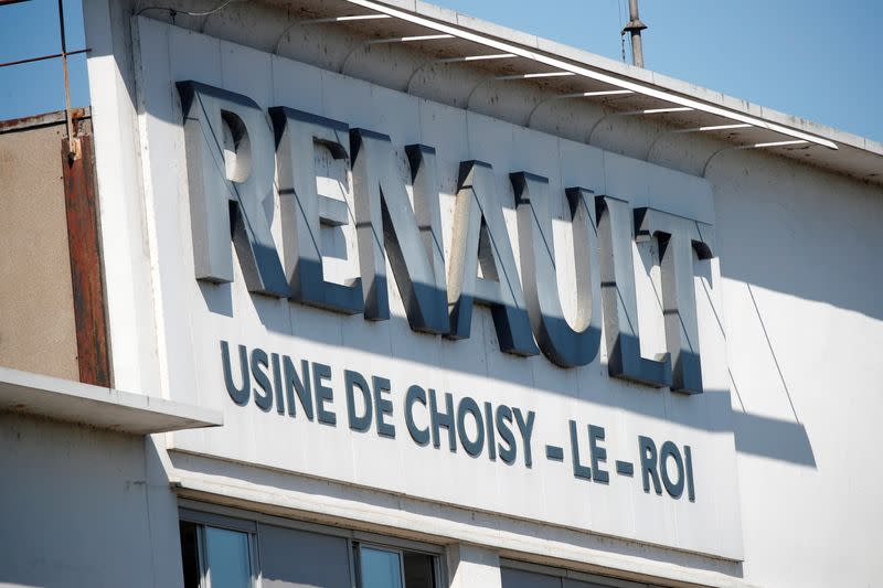 Renault to restructure French factories in bid to slash costs
