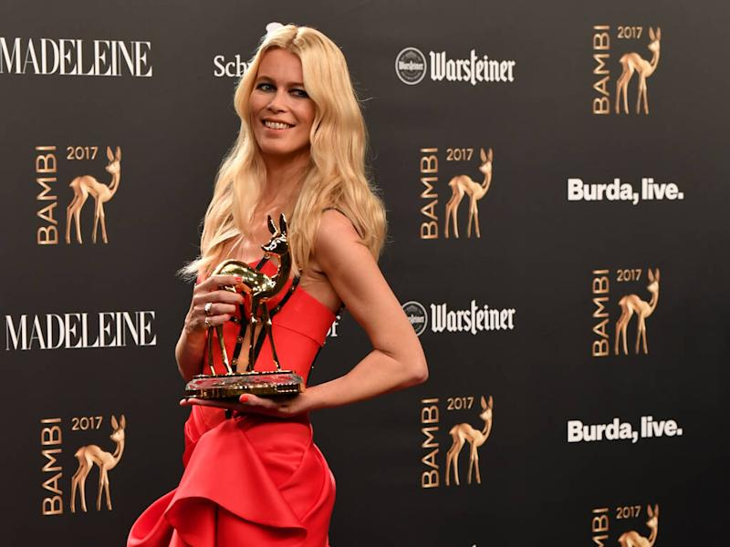 Claudia Schiffer turns museum curator for upcoming fashion exhibition