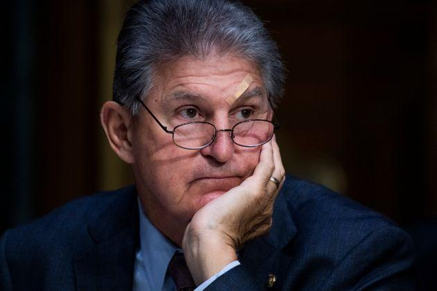 Sen. Joe Manchin (D-W.Va.) helped craft a compromise version of the For The People Act that he will now seek to pass the Senate. (Photo: Tom Williams via Getty Images)
