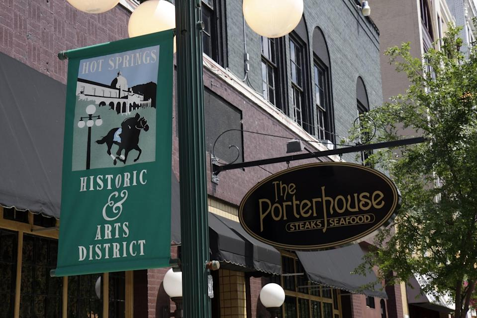 <p>On May 11, Arkansas restaurants reopened at 1/3 capacity and to parties no larger than 10. Everyone also must maintain proper social distancing within the facility.</p>