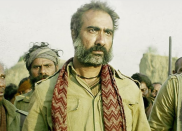 Shorey was reportedly struggling with his lines during the reading. But on the sets, he arrived like he was born to play the dacoit Vakil Singh. Few actors could have played the red-eyed, mustachioed gun-slinging baaghi with the explosive anger better than Ranvir.