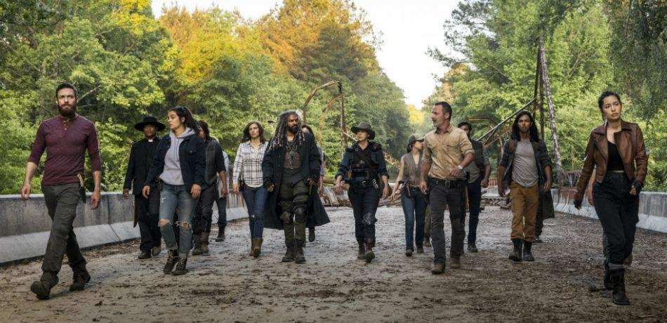 The Walking Dead universe is set to expand (Credit: AMC)