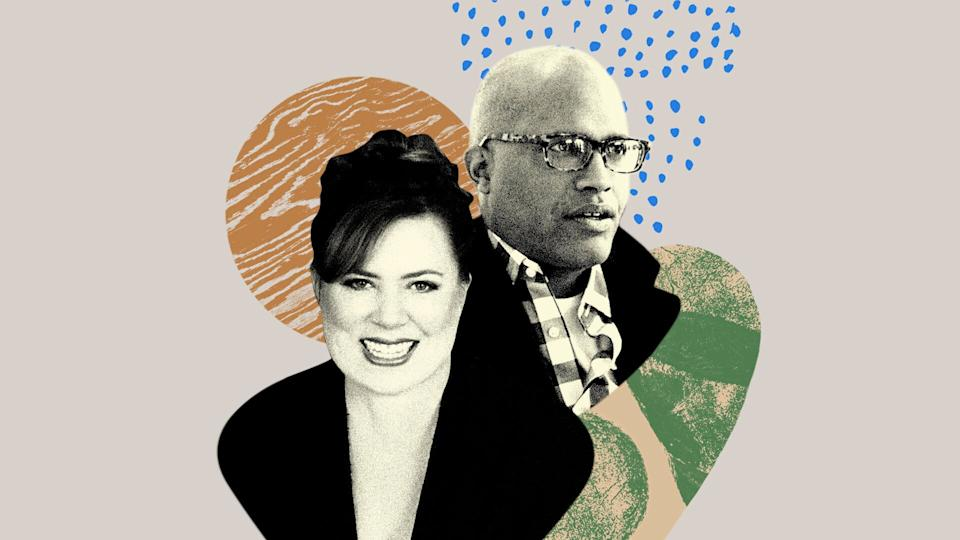 Illustration of Micheal Sparks and Kate Houck (Photo: ILLUSTRATION: YENWEI LIU/HUFFPOST; PHOTO: MICHEAL SPARKS & KATE HOUCK)