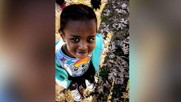 PHOTO: Police in Greensboro, N.C., have issued an amber alert for Ahlora Lindiment, last seen wearing a short sleeve pink t-shirt, black jeans and possibly white sandals on Oct. 9, 2019. (Greensboro Police Dept.)