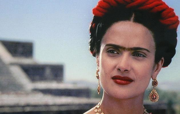 While Frida earned six Oscar nominations, life for hell for Salma while filming. Source: Miramax