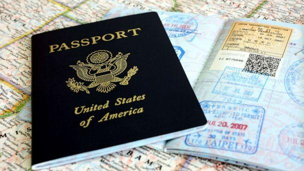 PHOTO: A passport is seen in this stock photo. (STOCK PHOTO/Getty Images)