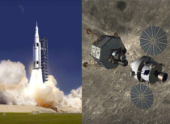 """NASA has announced that <a href=""""http://www.huffingtonpost.com/2011/09/14/nasa-space-launch-system-sls_n_962051.html"""" rel=""""nofollow noopener"""" target=""""_blank"""" data-ylk=""""slk:it's developing the Space Launch System (SLS)"""" class=""""link rapid-noclick-resp"""">it's developing the Space Launch System (SLS)</a>, a heavy-lift rocket that will one day take humans farther than ever before. The 34-story rocket will carry six astronauts aboard the <a href=""""http://www.nasa.gov/exploration/systems/mpcv/"""" rel=""""nofollow noopener"""" target=""""_blank"""" data-ylk=""""slk:Orion Multi-Purpose Crew Vehicle"""" class=""""link rapid-noclick-resp"""">Orion Multi-Purpose Crew Vehicle</a>. <a href=""""http://www.pcmag.com/article2/0,2817,2392960,00.asp"""" rel=""""nofollow noopener"""" target=""""_blank"""" data-ylk=""""slk:According to PC Mag"""" class=""""link rapid-noclick-resp"""">According to PC Mag</a>, NASA will spend $18 billion over the next five years developing the SLS. With <a href=""""http://www.huffingtonpost.com/2011/05/14/space-shuttle-program-qa-_n_861994.html"""" rel=""""nofollow noopener"""" target=""""_blank"""" data-ylk=""""slk:the retirement of the space shuttle program"""" class=""""link rapid-noclick-resp"""">the retirement of the space shuttle program</a>, NASA currently pays Russia around $60 million per person to get American astronauts into space. Remember, there's still time <a href=""""http://www.huffingtonpost.com/2011/11/15/nasa-to-hire-new-astronauts_n_1095686.html"""" rel=""""nofollow noopener"""" target=""""_blank"""" data-ylk=""""slk:to apply to be an astronaut"""" class=""""link rapid-noclick-resp"""">to apply to be an astronaut</a>."""