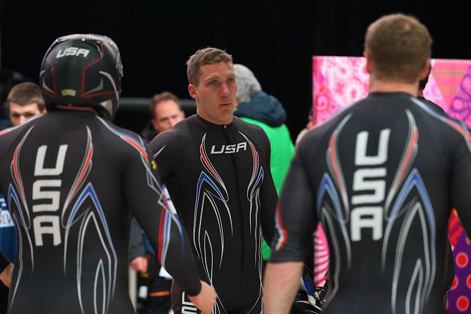 <p>Fogt won the bronze medal in the 2014 Olympic Games in Sochi. This will be his third Olympics. </p>