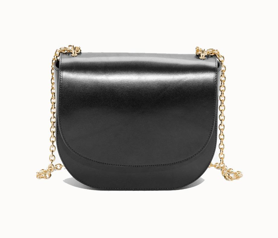 <p>If you haven't got hundreds to drop on a designer bag, this little number is a more affordable alternative. And it's made from leather – making it great quality. </p>