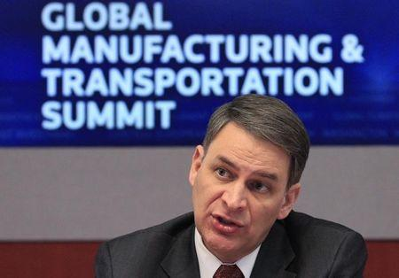Timmons, president and CEO of NAM, speaks at the 2011 Reuters Manufacturing and Transportation Summit in New York