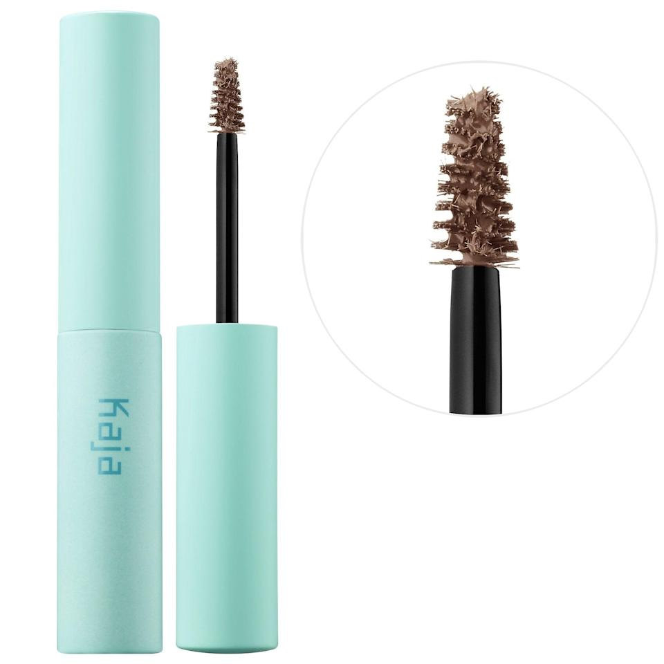 <p>This top-rated <span>Kaja Brow Blowout Fiber Gel Brow Definer</span> ($16) is a solid choice if you want to make your existing brows live up to their full, feathery potential. (Plus, it's a vegan formula with vitamin E and plant extracts so hair itself gets a treat, too.)</p>