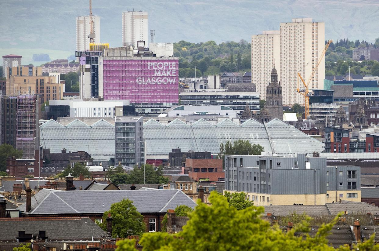 Glasgow is the only part of Scotland still under Level 3 coronavirus restrictions