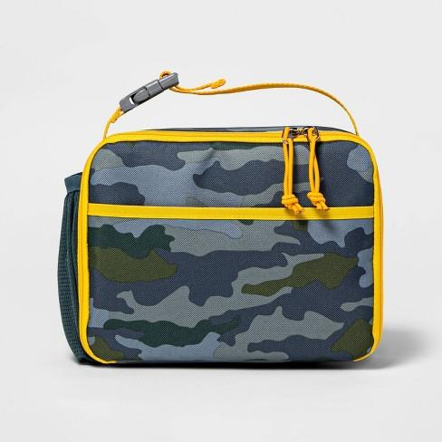 Kids' Lunch Tote Camo - Cat & Jack(TM)