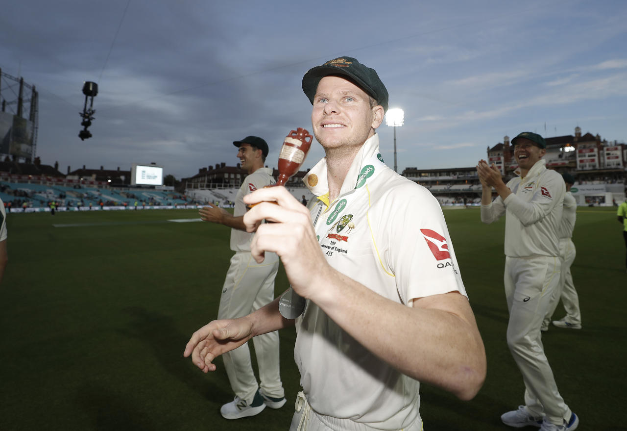 Smith's return to cricket from a one year ban wasn't to his liking. With an average of 37, Smith's form forfeited him and so did Australia's glory run in World Cups. A few weeks past the disappointments of the World Cup, Smith stunned World Champions England in the Ashes as Smith amassed 774 runs from 4 Tests at an average of 110.