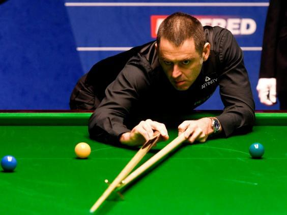 The five-time world champion doubled down on his dissatisfaction with Crawley (Getty)