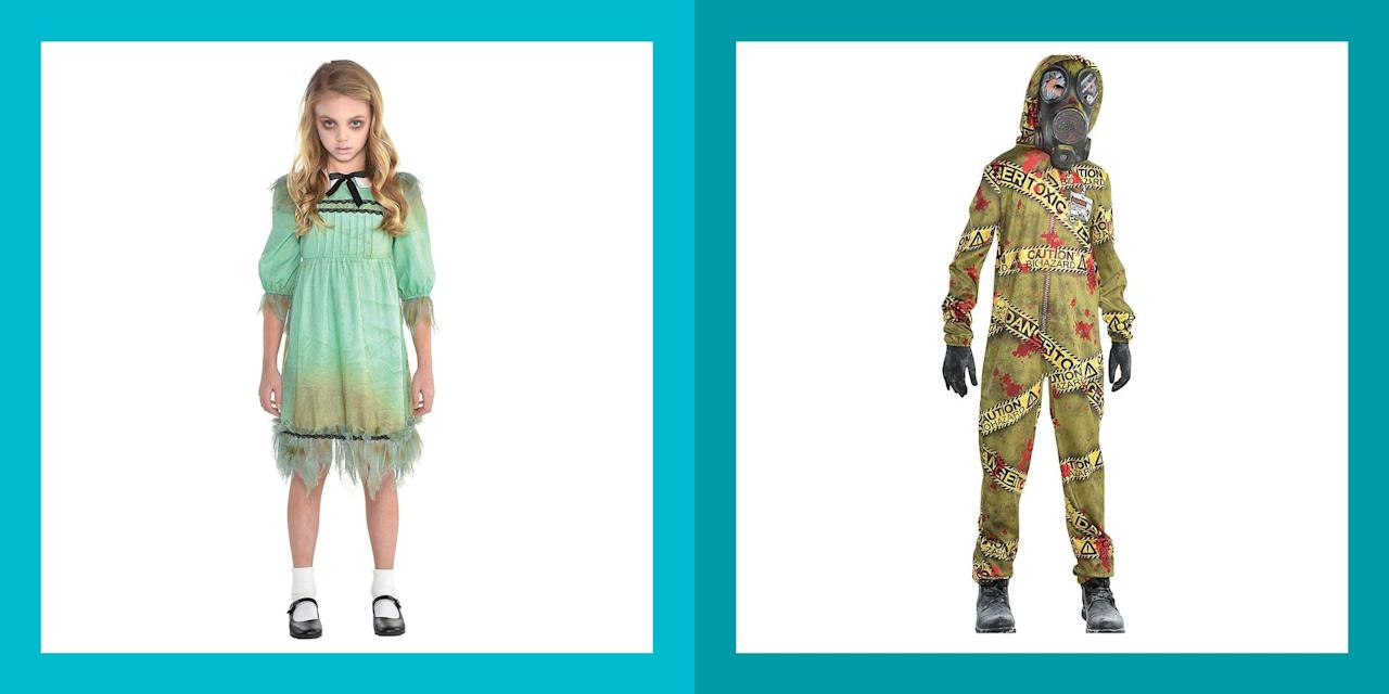 """<p>Some people avoid the spooky costumes on <a href=""""https://www.womansday.com/halloween/"""" target=""""_blank"""">Halloween</a>, preferring to dress up as their favorite <a href=""""https://www.womansday.com/life/g3077/superhero-costumes/"""" target=""""_blank"""">superhero</a>, television character, or celeb instead. And there's nothing wrong with choosing that type of costume. But there are others, like you, who <em>really</em> get into the spirit of Halloween and aim to dress up in the scariest costume they can find. <br> <br>Get ready to turn into the creepiest creature at your next <a href=""""https://www.womansday.com/life/g1908/cheap-and-easy-ways-to-celebrate-halloween/"""" target=""""_blank"""">costume party</a> with these scary <a href=""""https://www.womansday.com/style/fashion/g490/20-clever-last-minute-costume-ideas/"""" target=""""_blank"""">Halloween costumes</a>. You could turn into a killer doll, like Chucky, an undead bride, or a blood-thirsty monster, like a werewolf or zombie. And it doesn't matter if you decide to splurge on a full scary costume or would rather buy a <a href=""""https://www.womansday.com/home/crafts-projects/how-to/g21/15-print-color-halloween-masks-18167/"""" target=""""_blank"""">mask</a> and <a href=""""https://www.womansday.com/style/g23363173/diy-cardboard-halloween-costumes/"""" target=""""_blank"""">DIY</a> the rest at home, these scary Halloween costumes will help you take home the """"Scariest Costume"""" award. <br> <br>So whether you're a scary costume veteran or want to try one for the first time this year, scroll through for some inspiration on scary Halloween costumes.<br></p>"""