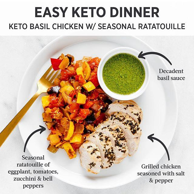 """<p>When you order a meal from <a href=""""https://www.territoryfoods.com/"""" target=""""_blank"""">Territory</a>, you've got options: paleo, vegetarian, mixitarian, vegan, Whole30, the list goes on. The """"Keto Reset"""" category is a fan favorite, though. You can choose from delicious lunches and dinners, like buffalo chicken salad or pesto tuna cakes.</p><p><a href=""""https://www.instagram.com/p/B4BbWwZHBH_/"""">See the original post on Instagram</a></p>"""