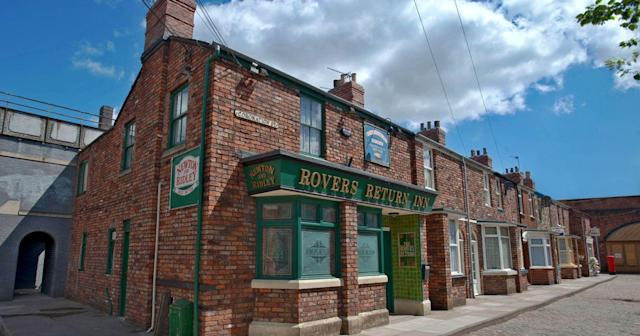 A generic photo of the Rovers Return, the pub in <em>Coronation Street</em>. (ITV)