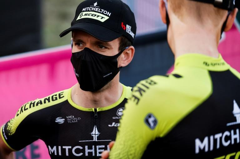 Simon Yates is the first rider to test positive for coronavirus during a Grand Tour race