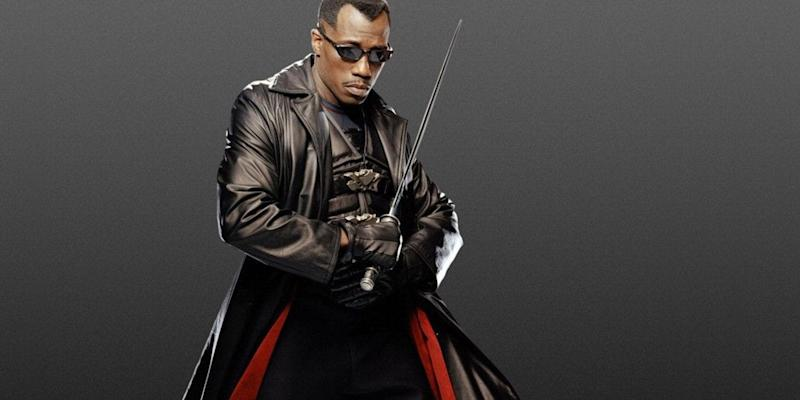 Wesley Snipes as Blade (Credit: New Line/Marvel)