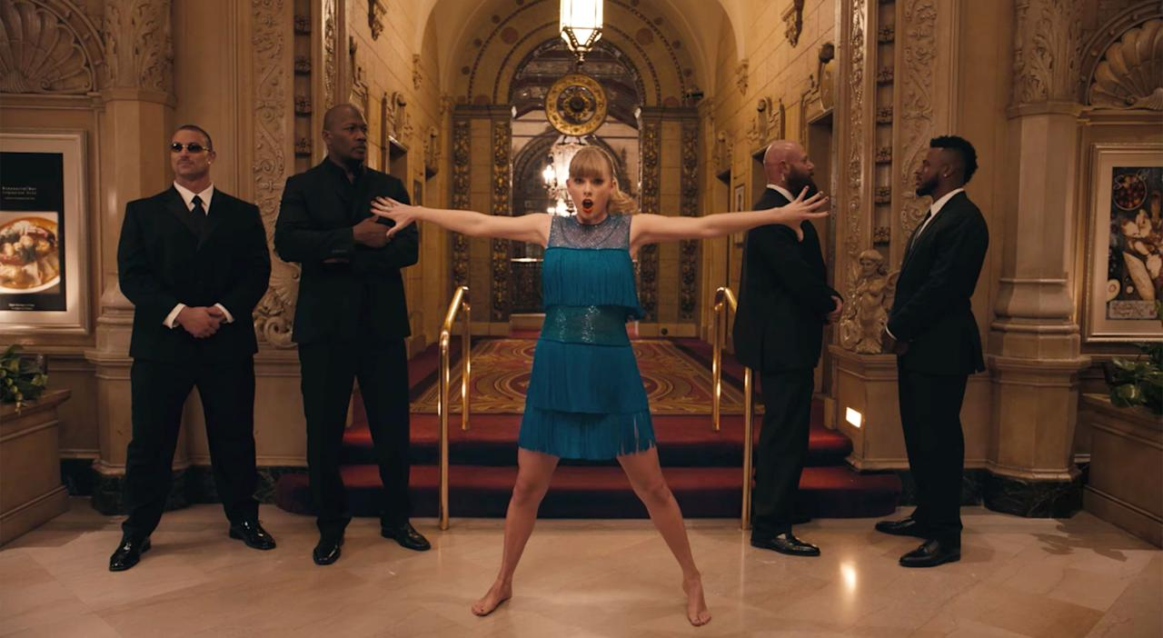 Taylor Swift Dancing Moments