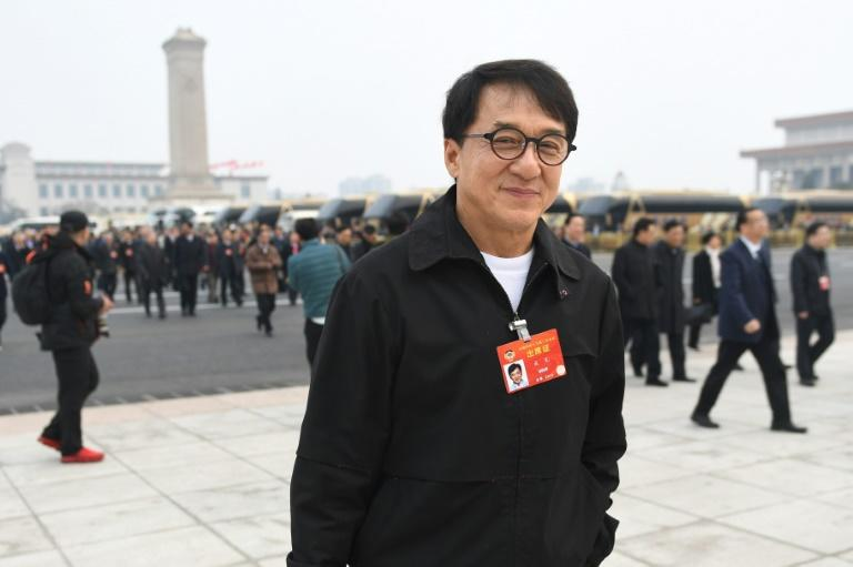 Martial arts star Jackie Chan has seen his reputation nosedive in his native Hong Kong due to his pro-Beijing stance