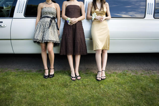 A high school in Hawaii is banning excessive skin at prom. (Photo: Getty Images)