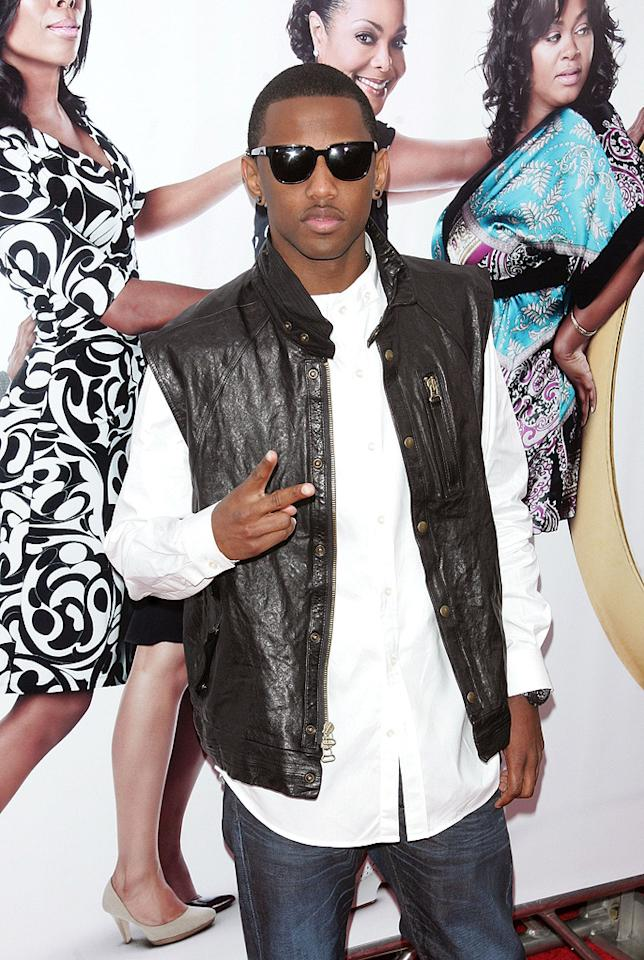 "Rapper <a href=""http://movies.yahoo.com/movie/contributor/1809158458"">Fabolous</a> at the New York City premiere of <a href=""http://movies.yahoo.com/movie/1810073266/info"">Tyler Perry's Why Did I Get Married Too?</a> - 03/22/2010"