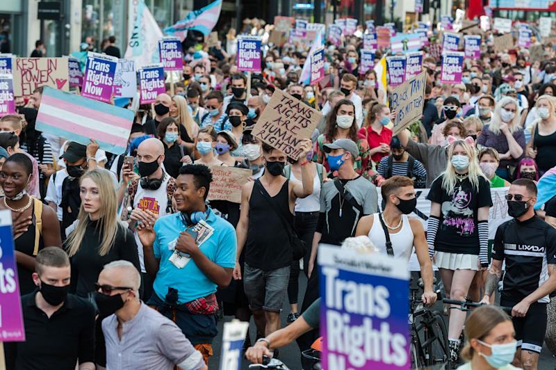 The U.K. Government Has Finally Responded on Gender Recognition for Trans People. LGBT Groups Say It Is 'Lackluster'