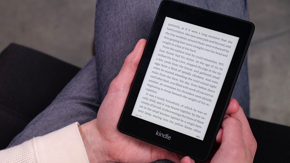 Best gifts for book lovers: Kindle Paperwhite