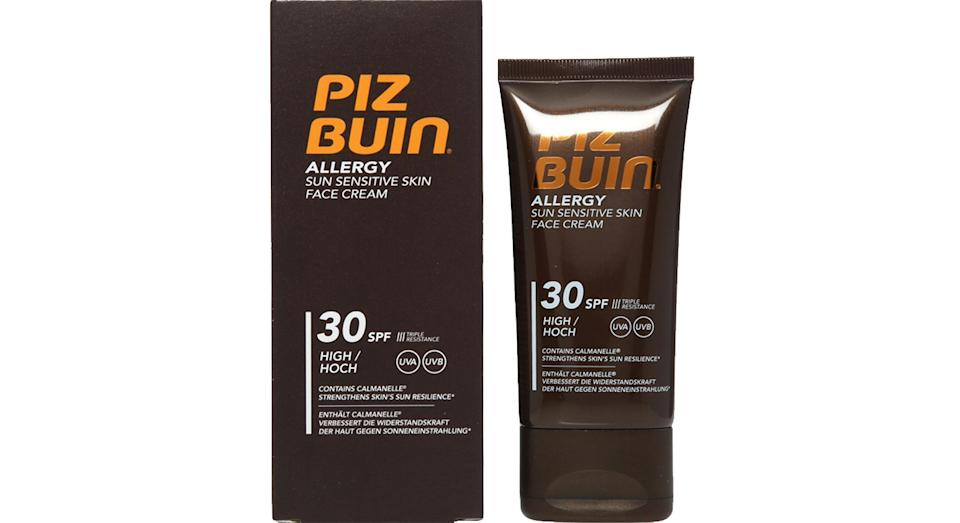 PIZ BUIN Allergy Sun Sensitive Cream SPF 30