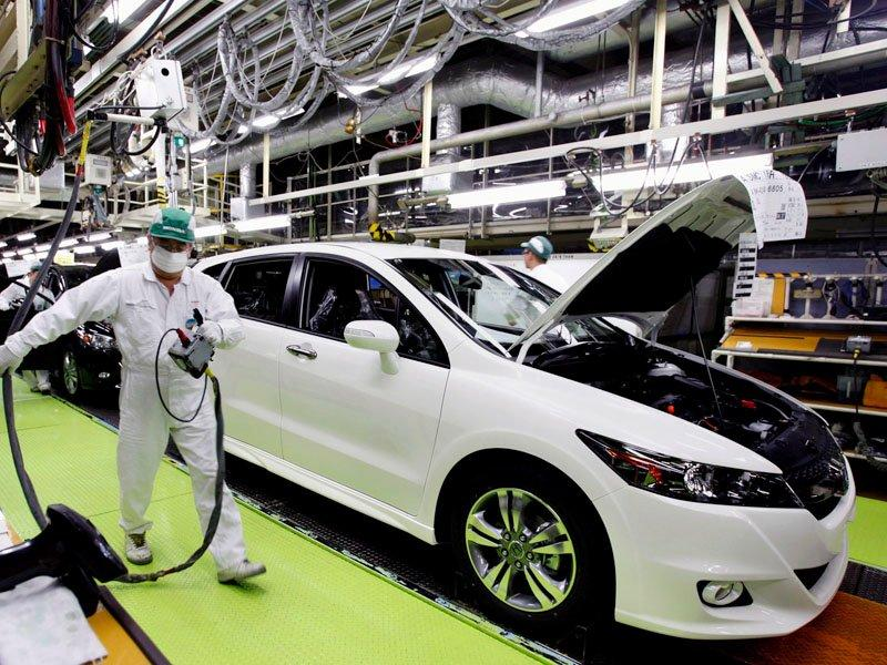Honda's profit quadruples to $A1.6 billion