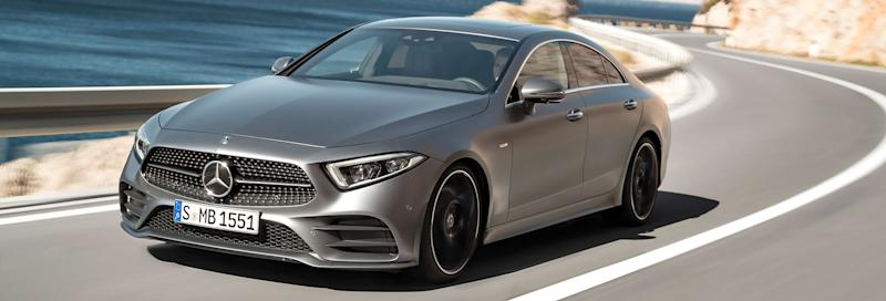 The 2019 Mercedes-Benz CLS Attempts to Redefine What It Means to Be ...