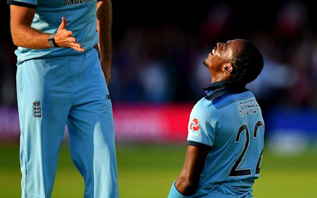A nation prays! Jofra Archer - Getty Images Europe